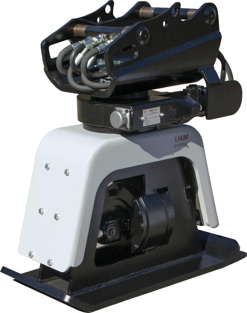 [Other] UAM Anbauverdichter Bagger   HD140   1,5 - 10t
