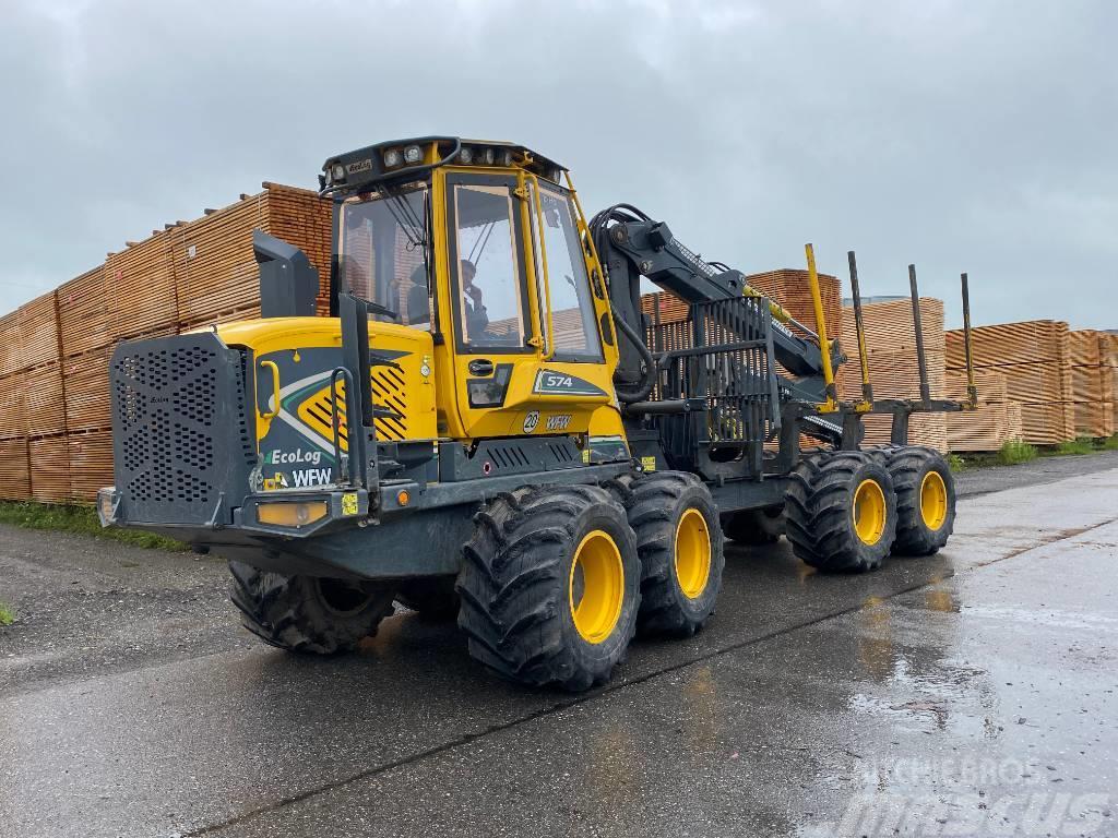 Eco Log 574E - Gebrauchtmaschine