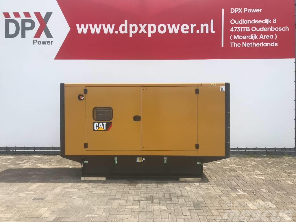 Caterpillar DE165E0 - 165 kVA Generator - DPX-18016