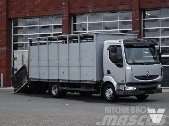 Renault Midlum 220 - Livestock - Euro5 - Low KM! - Air sus