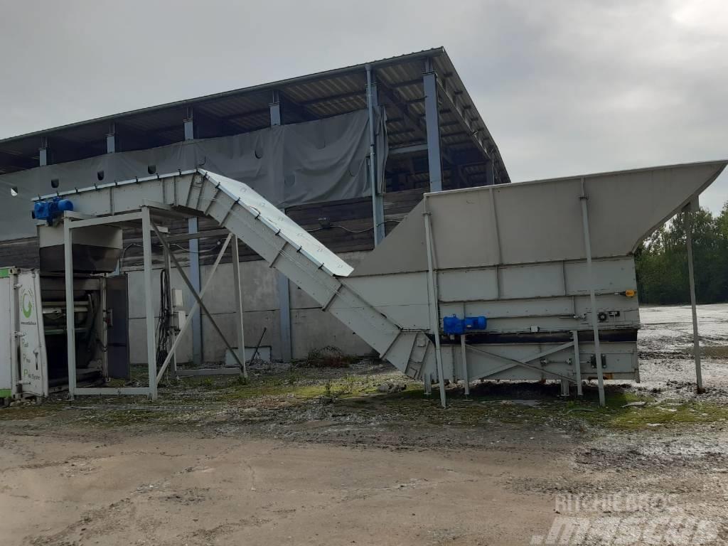 RPP system Rundballenpresse roll press pack for waste