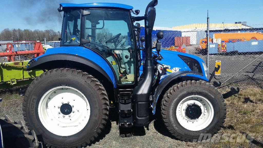 New Holland T5.120 EC Auto