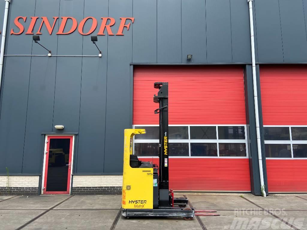 Hyster R 1.4 H 1400kg 8,5m Reachtruck / heftruck