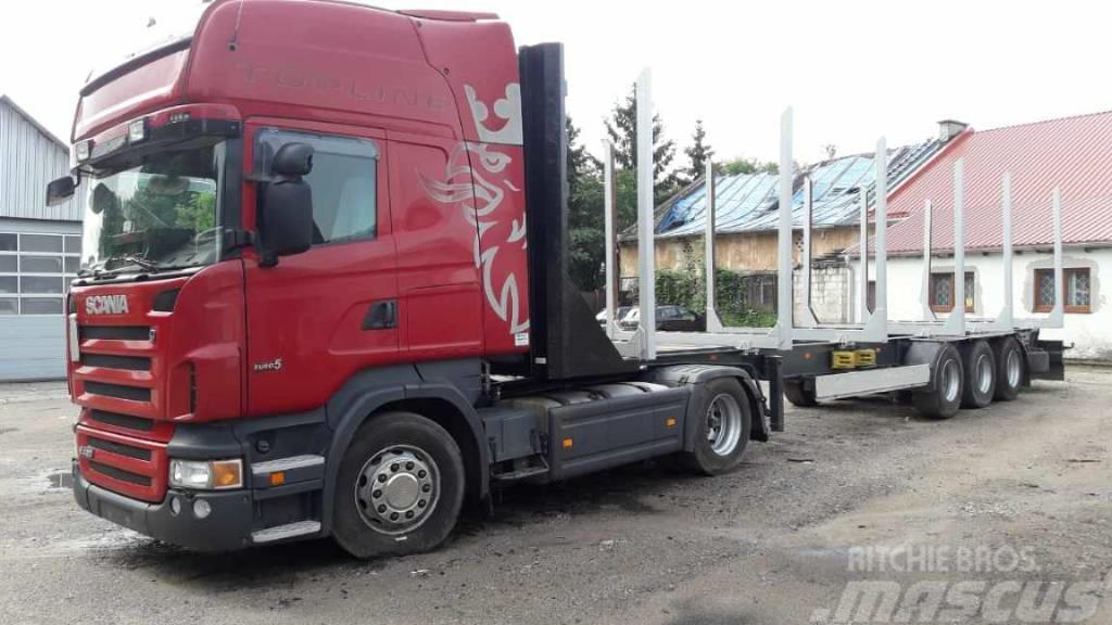 Scania 420R