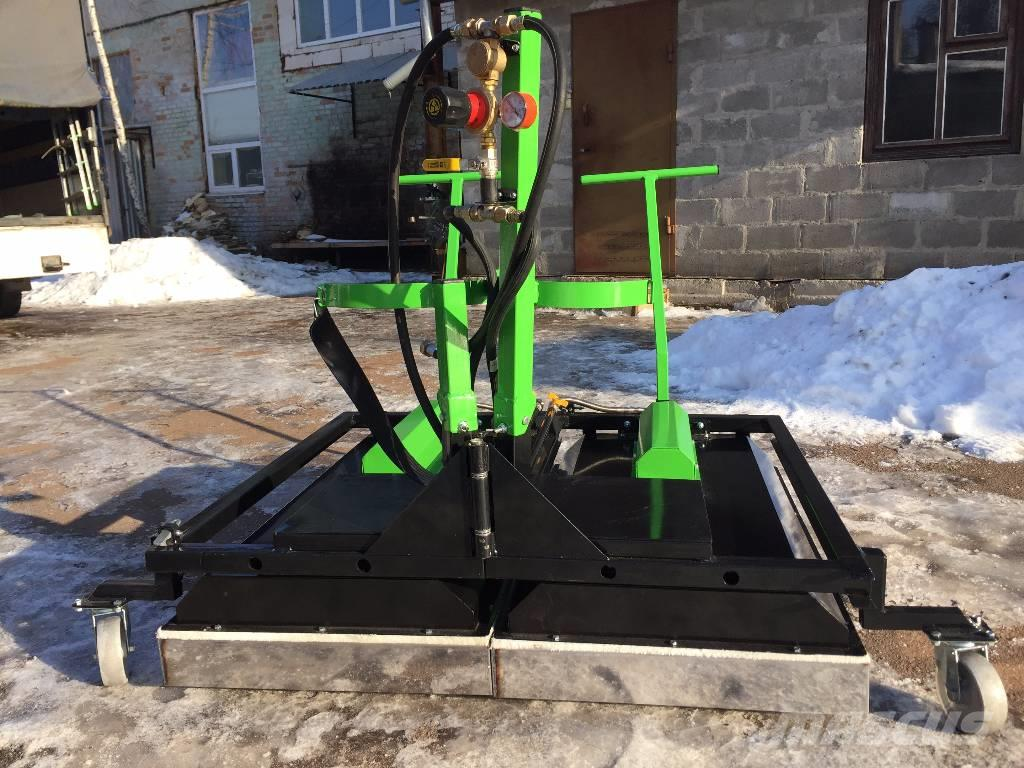 Ticab Asphalt Infrared Heater Others Year Of Mnftr 2019