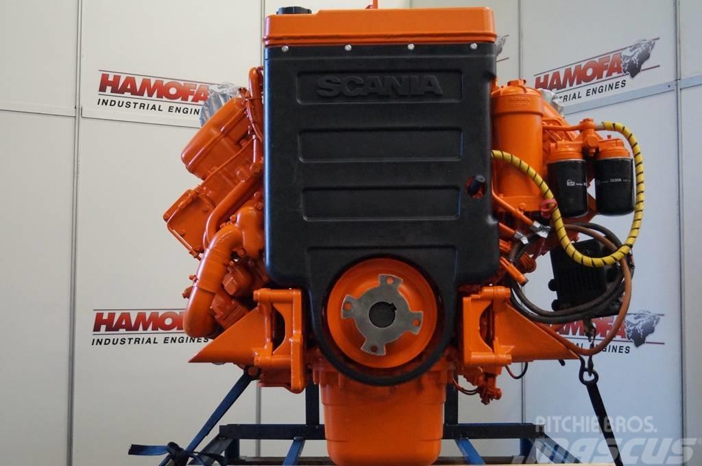 Scania DI 16.43M, 2012, Motorer