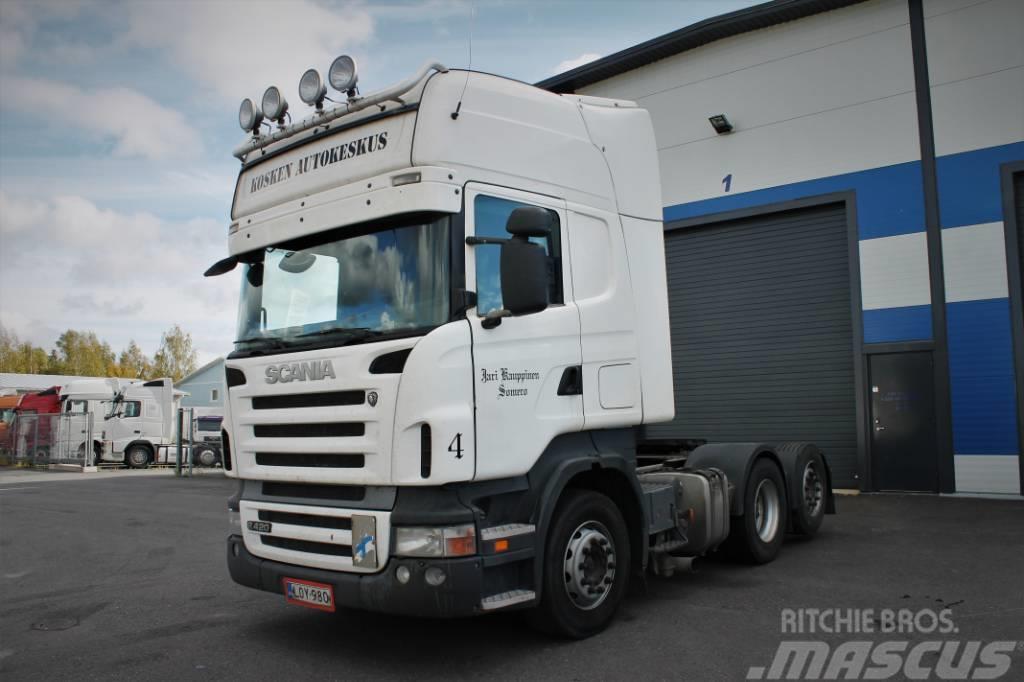 Scania R 420 6x2