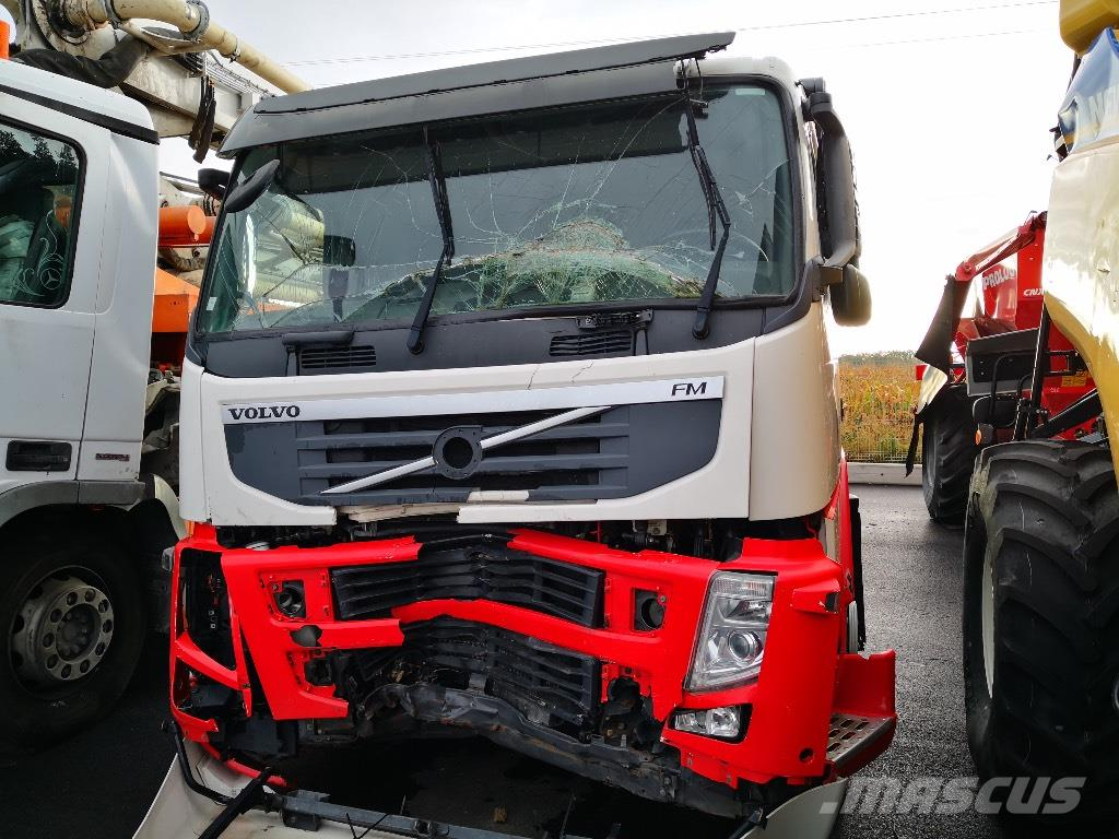 Volvo FM 370 *ACCIDENTE*DAMAGED*UNFALL*