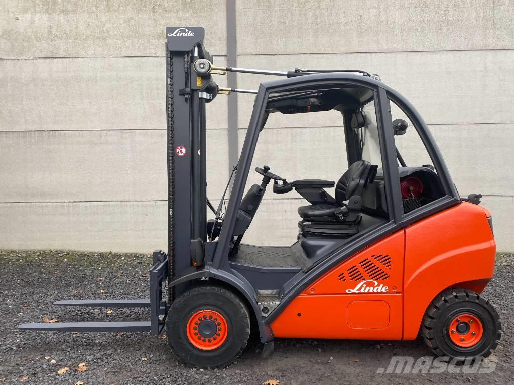 Linde H30T-01