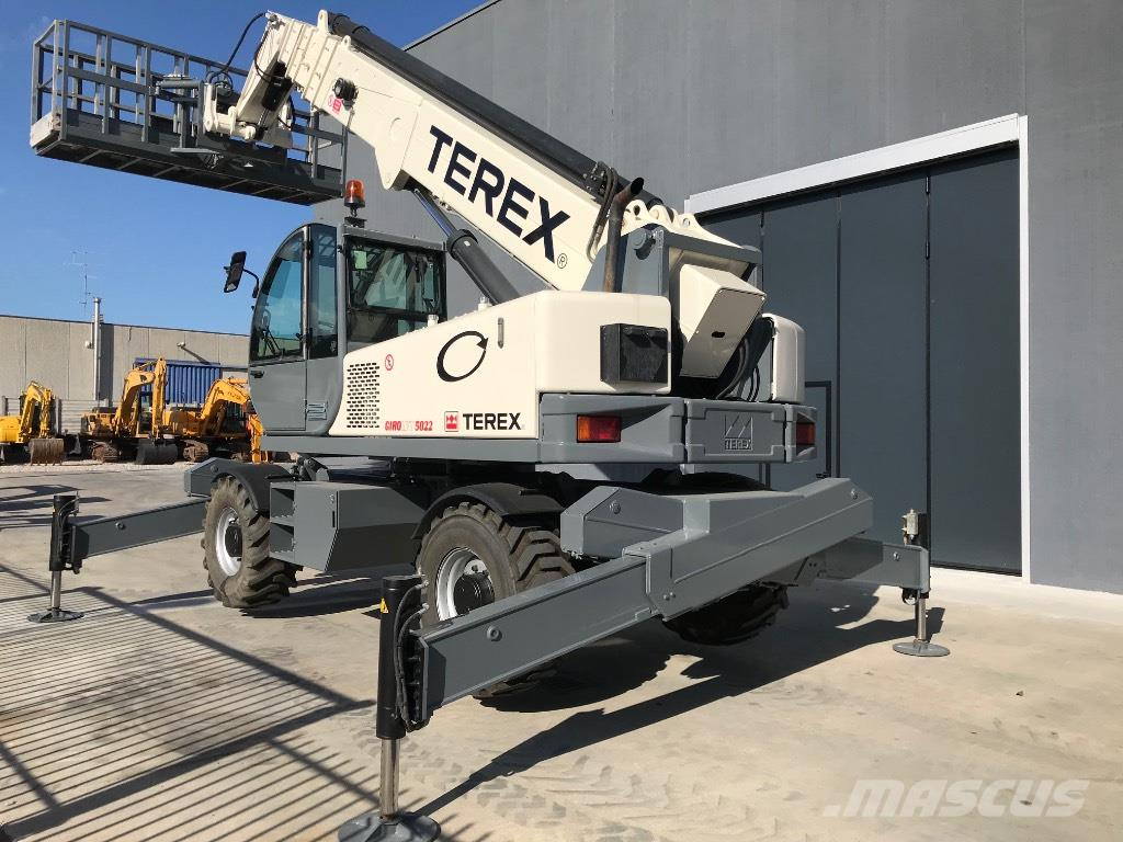 Terex Girolift 5022