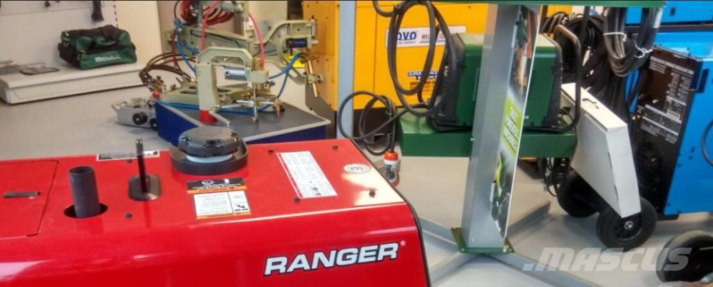 Used Lincoln Ranger 250 GXT welding machines Year: 2015 for sale