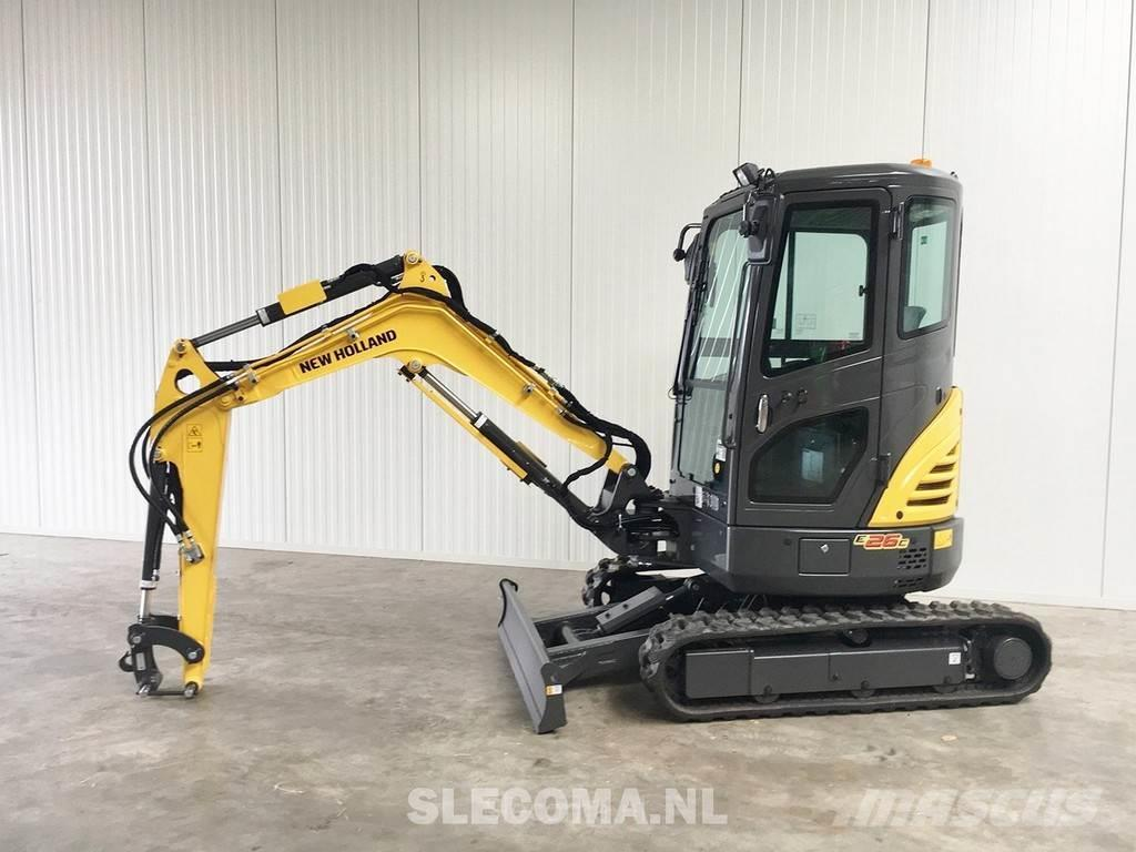 New Holland E26C