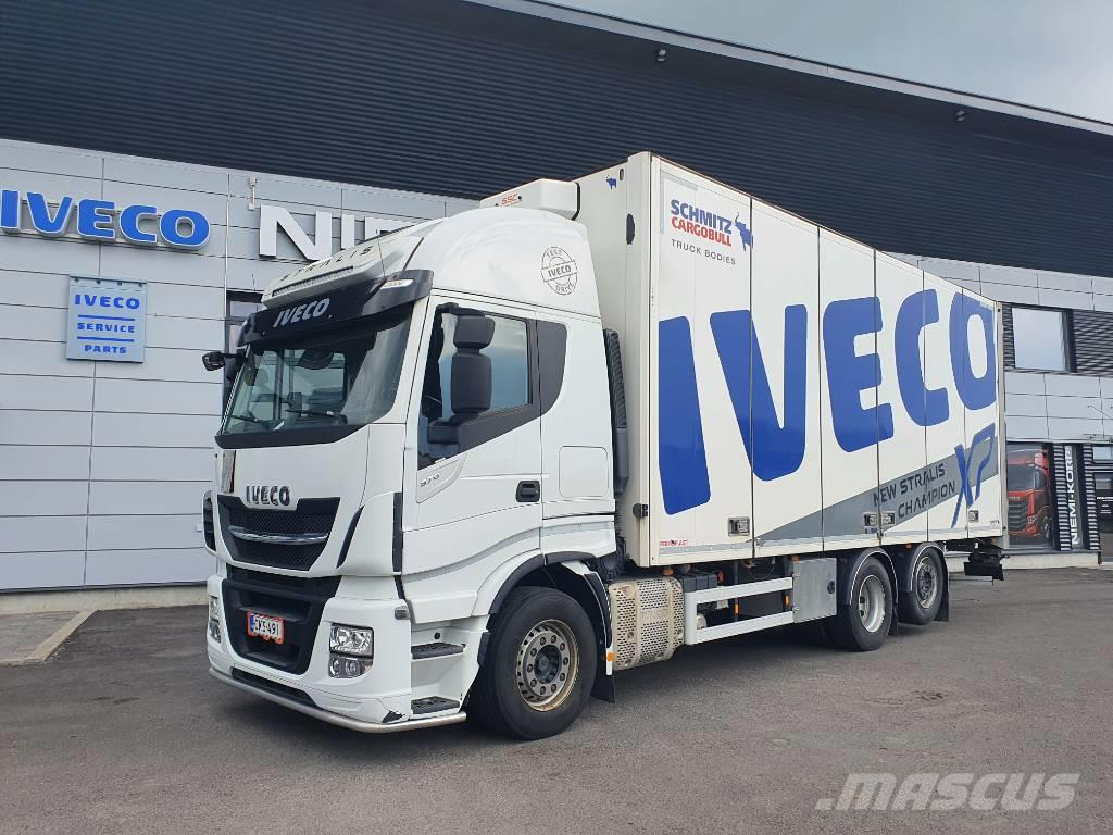 Iveco Stralis AS 260 S57