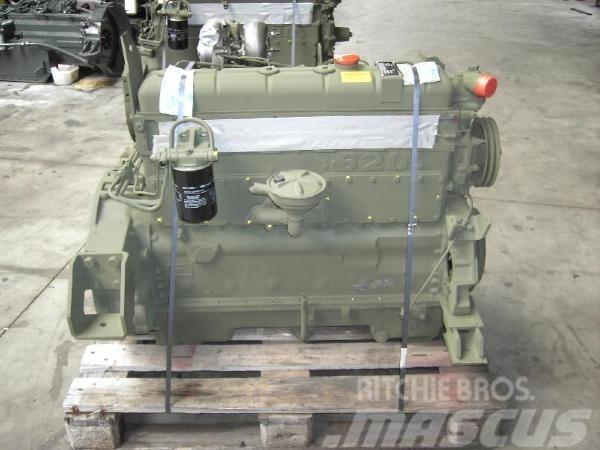 DAF NS 133 M, 2012, Motorer