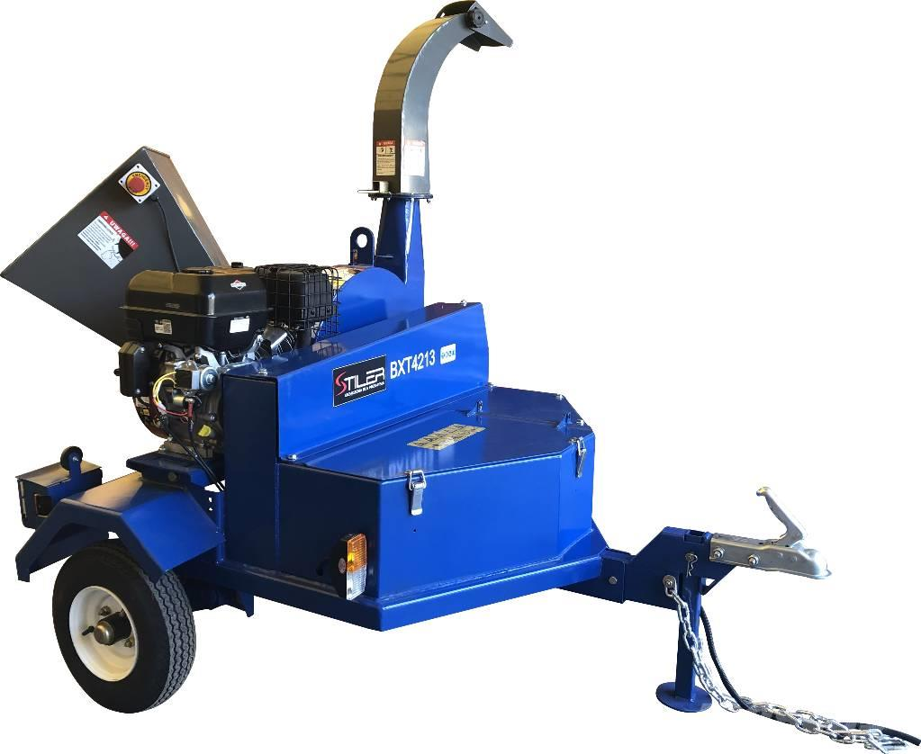 [Other] STILER RĘBAK SPALINOWY BXT42 GASOLINE WOODCHIPPER