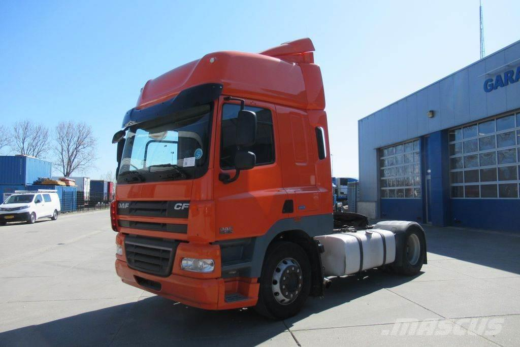 DAF CF85-460 / SuperSpacecab / Automatic / 2012