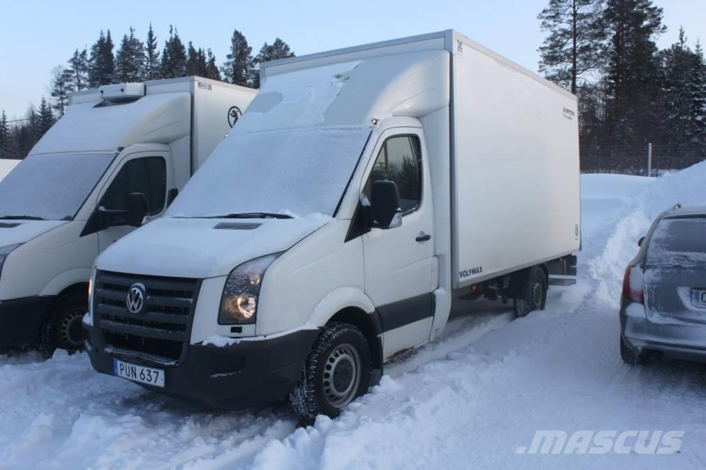 Volkswagen Crafter 35 Chassi EH