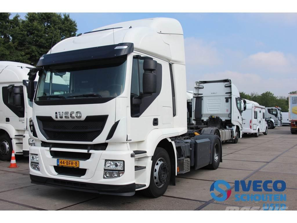 Iveco Stralis AT440S33T/P CNG/LNG Intarder 2015 Mautvrij