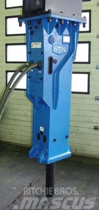 ATN Hydraulic Hammer New ! Hydraulikhammer Neu !
