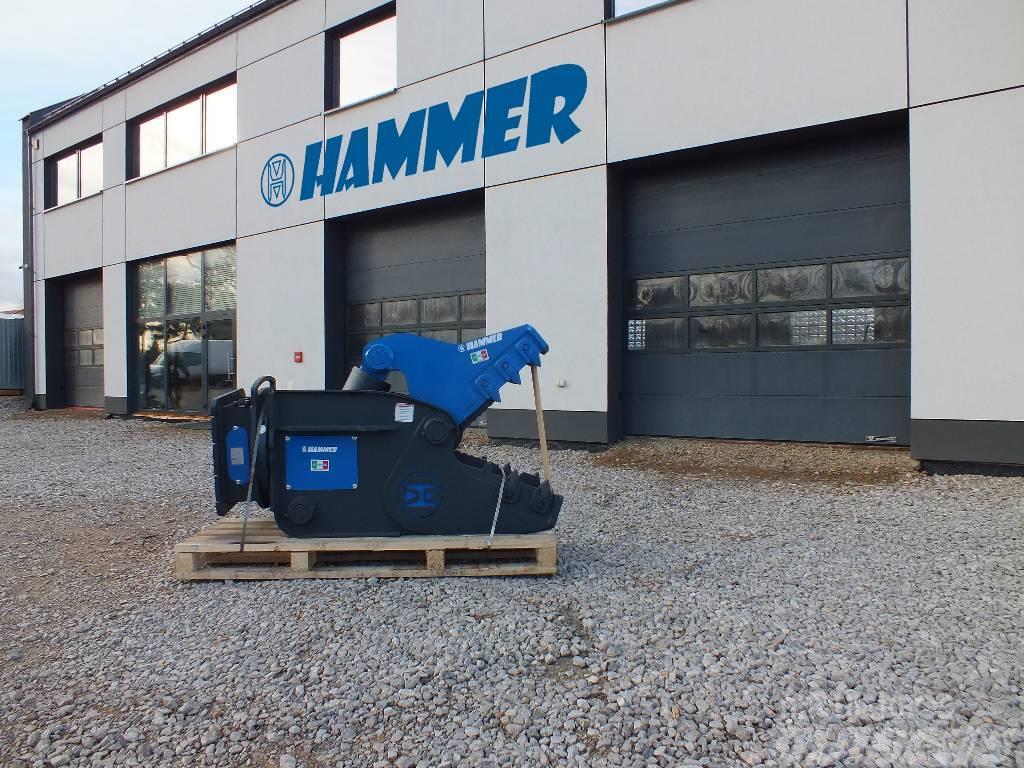 Hammer FR 09 Hydraulic Rotating Pulveriser Crusher 950KG