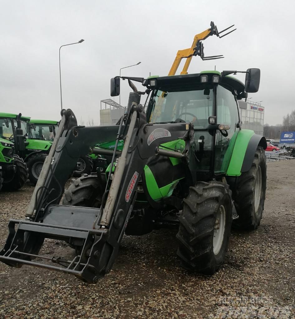 Deutz-Fahr Agrotron K120