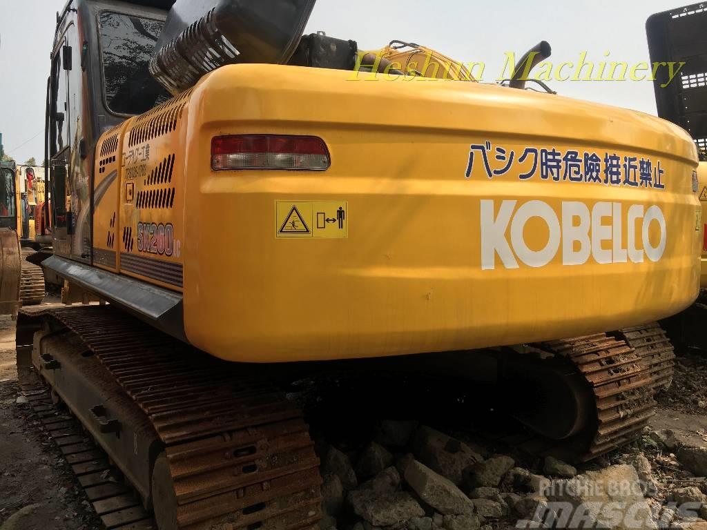 Kobelco SK 260 LC
