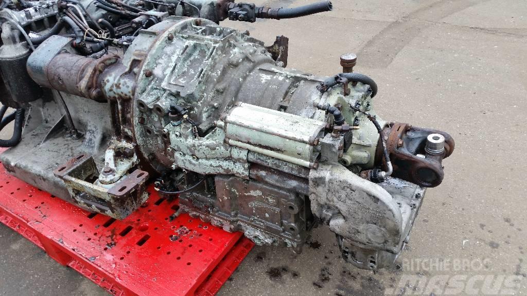 ZF ECOMAT 5HP-500