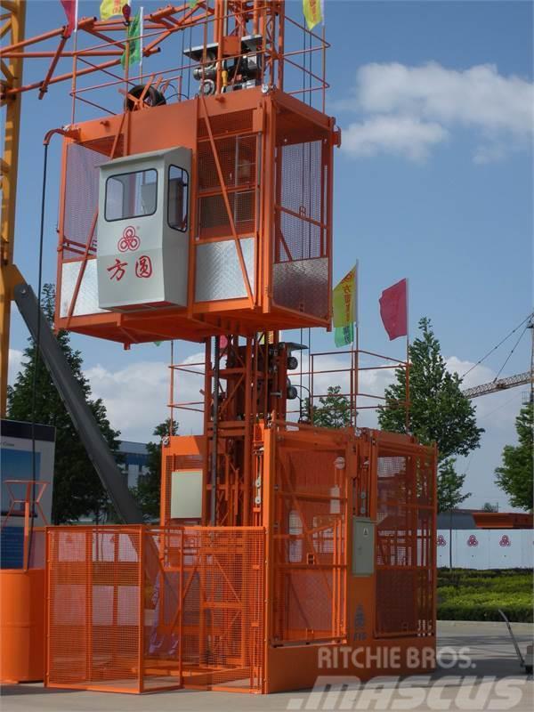 Fangyuan SC200/200 Construction Hoists