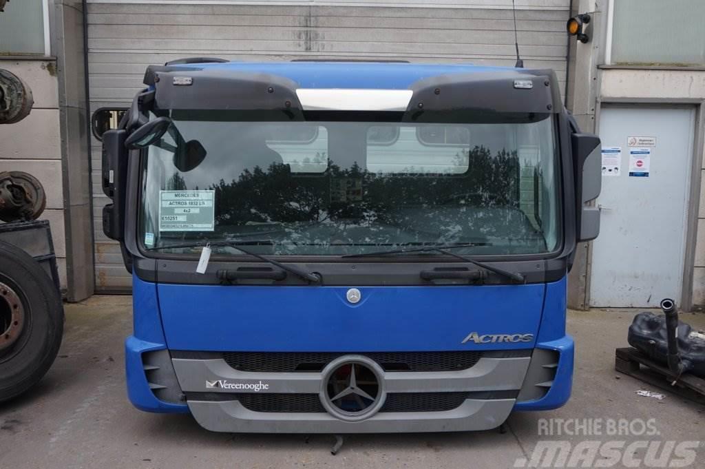 Mercedes-Benz ACTROS F07 MP3