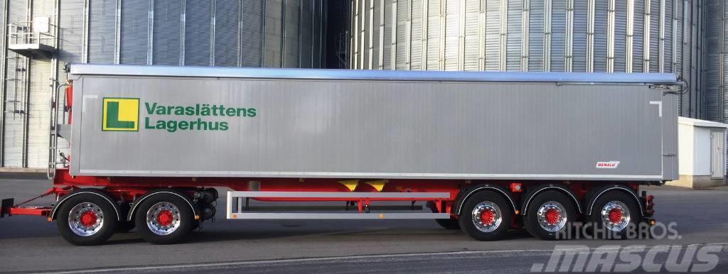 Benalu 5-Axlad Optiliner 11,4m 42 ton