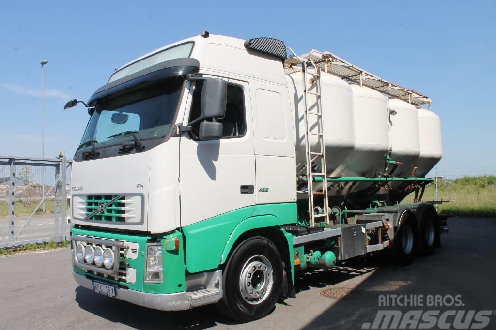 Volvo FH 480 6*4