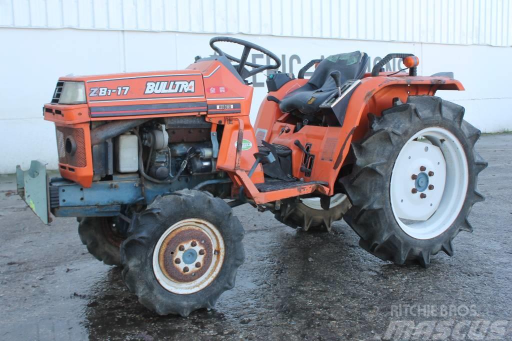 Kubota Bulltra ZB1-17 Mini Tractor