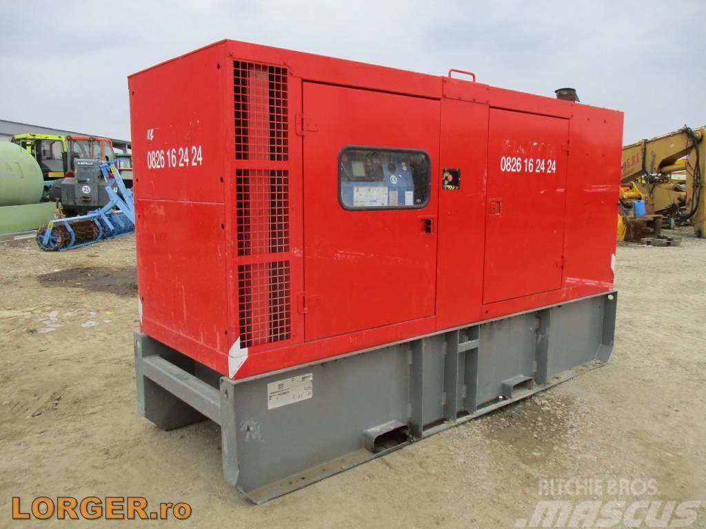 sdmo r165k preis baujahr 2007 diesel generator gebraucht kaufen und verkaufen bei. Black Bedroom Furniture Sets. Home Design Ideas