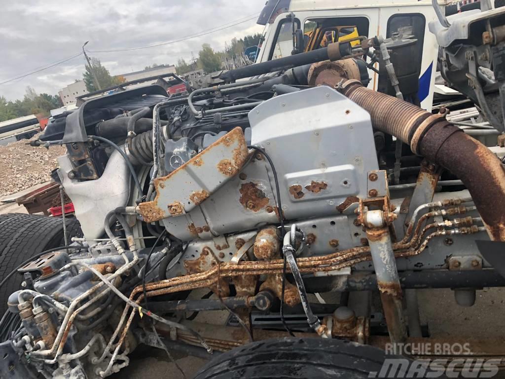 Mercedes-Benz 3334 CHASIE ENGINE  OM441LA G155,