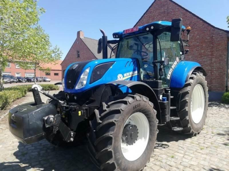 New Holland T7.195 S DEMO