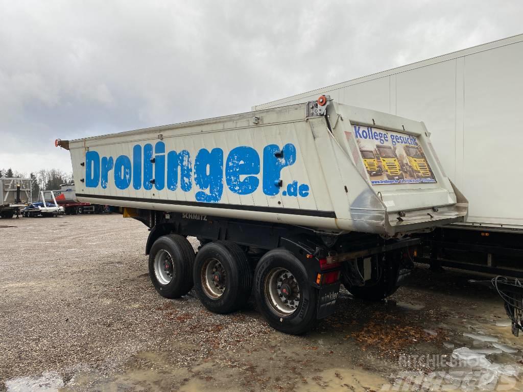Schmitz Cargobull 26m3 MOŽNOST NAJEMA Z ODKUPOM