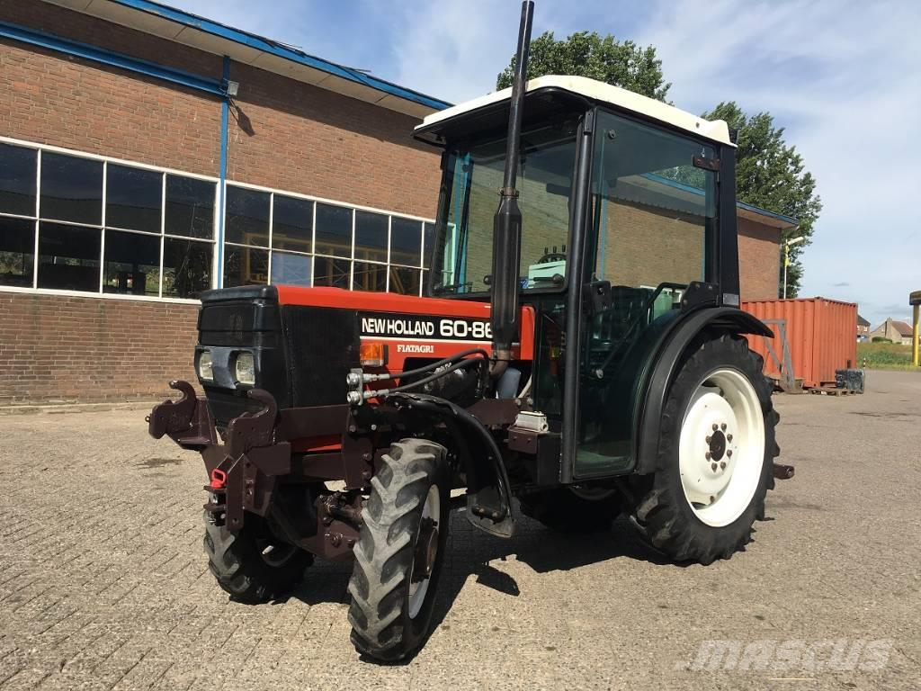 New Holland 60-86 S