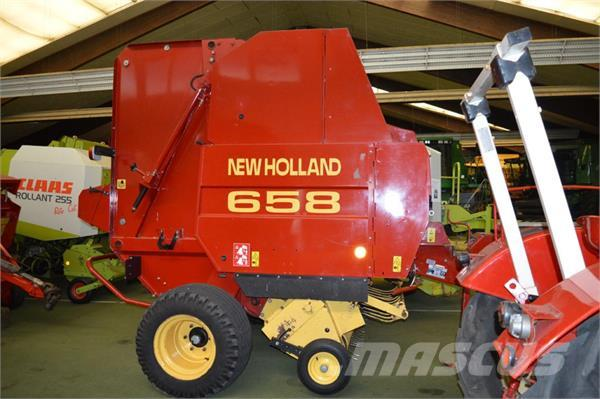 New Holland 658