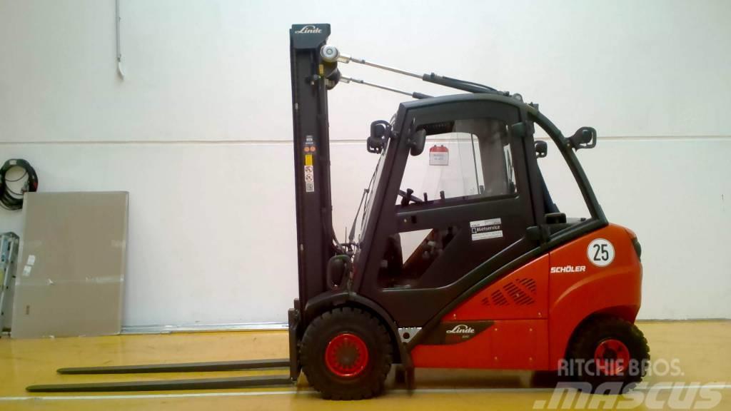 Linde H25D/600