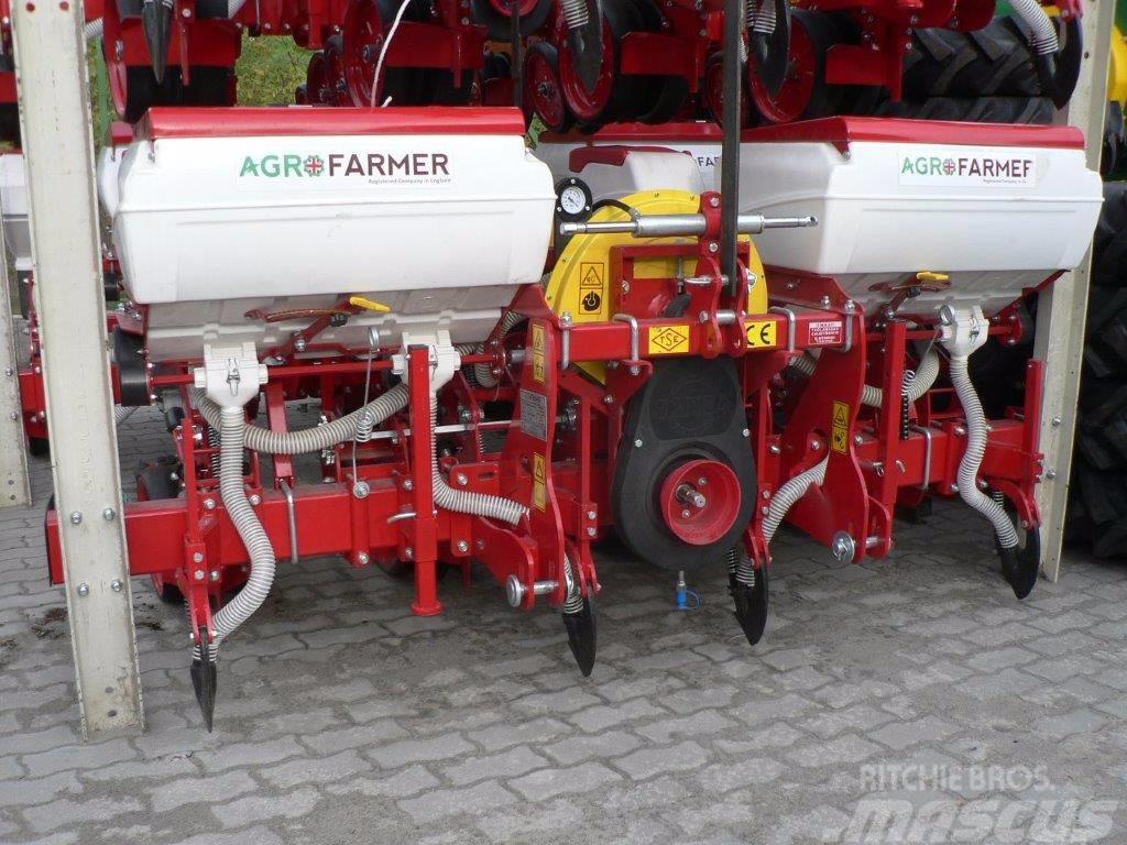 [Other] Agrofarmer Pneumatikus 6 soros kukorica vetőgép mű
