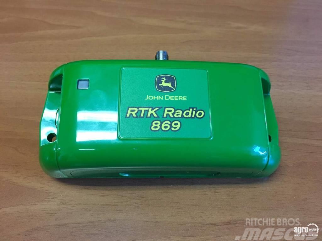 John Deere New UHF RTK modem for StarFire 3000 or 6000 receiv