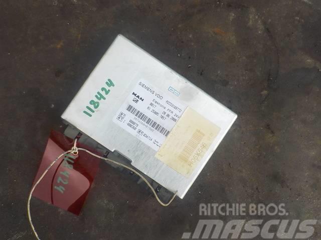 MAN TGA FFR control unit 81258057068/A2C53312838
