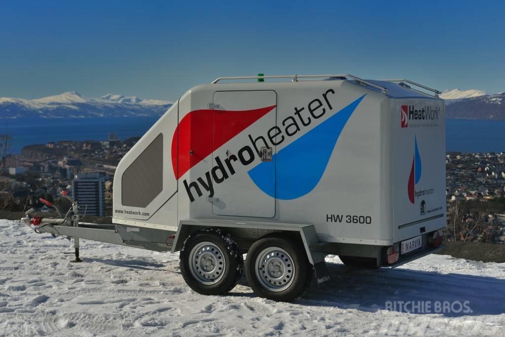 Heatwork Hydroheater tjältining & uppvärmning