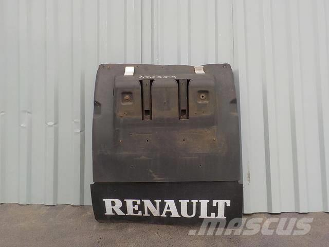 Renault Premium II Fender rear / rear part 5001856193 5010