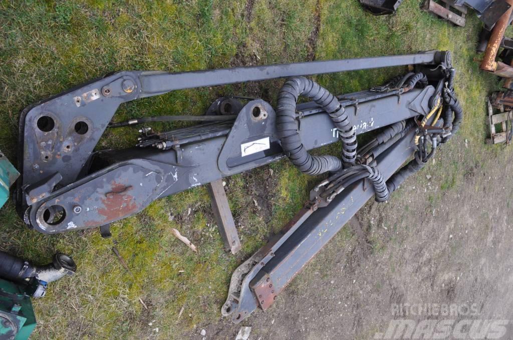 Timberjack 1270B TJ210 Żuraw / Crane