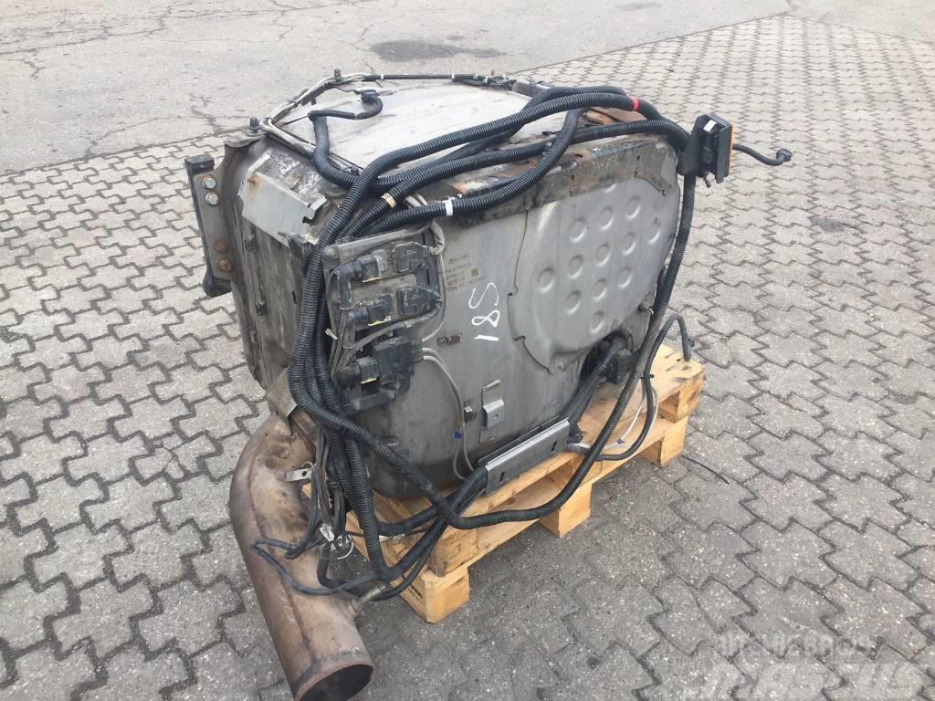 Scania KATALYSATOR 2164453 / 2483455 LYDDÆMPER EURO 6