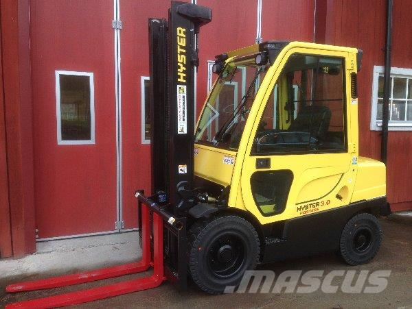 Hyster H 30 FT