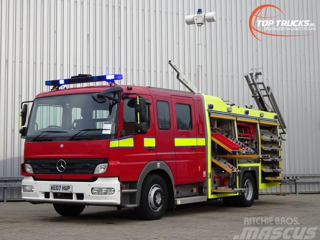 Mercedes-Benz Atego 1324 RHD - Crewcab, Doppelcabine - 1.400 ltr