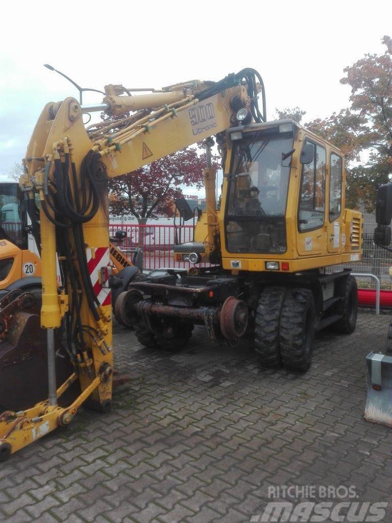 Liebherr A 900 ZW