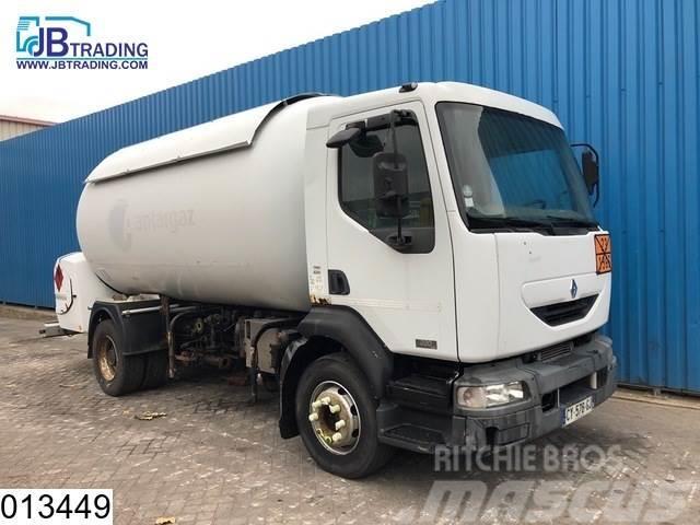 Renault Midlum 220 14993 liter LPG gas tank 25 Bar, Telma